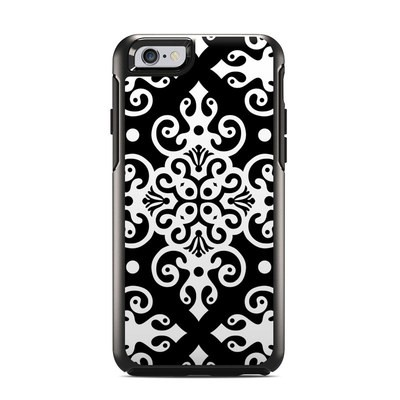 OtterBox Symmetry iPhone 6 Case Skin - Noir