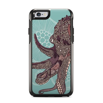 OtterBox Symmetry iPhone 6 Case Skin - Octopus Bloom