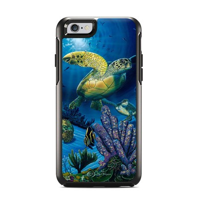 OtterBox Symmetry iPhone 6 Case Skin - Ocean Fest