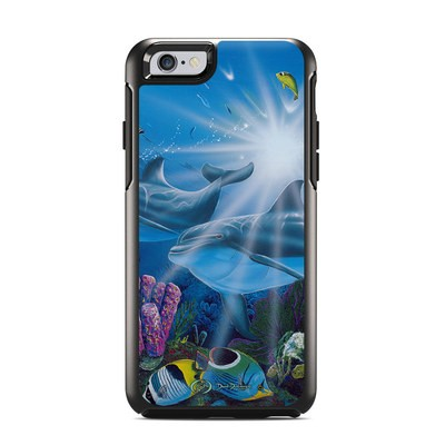 OtterBox Symmetry iPhone 6 Case Skin - Ocean Friends