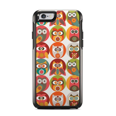 OtterBox Symmetry iPhone 6 Case Skin - Owls Family