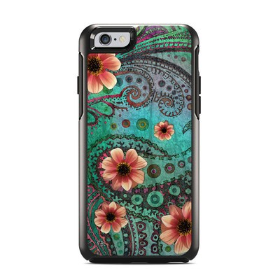OtterBox Symmetry iPhone 6 Case Skin - Paisley Paradise