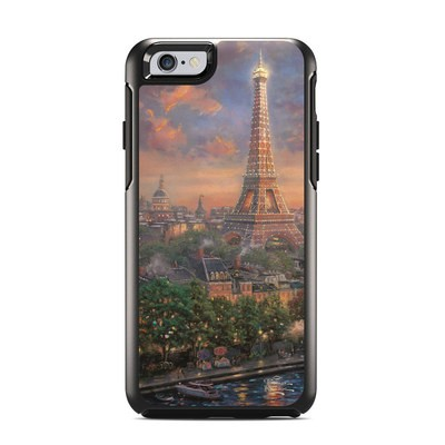 OtterBox Symmetry iPhone 6 Case Skin - Paris City of Love