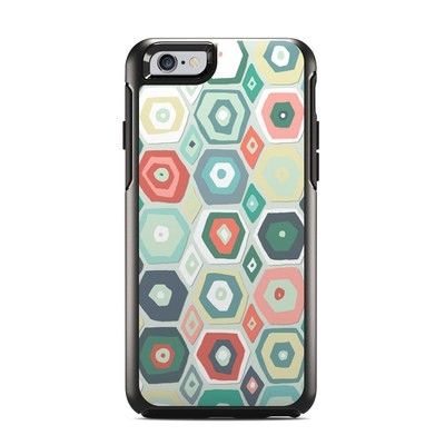 OtterBox Symmetry iPhone 6 Case Skin - Pastel Diamond