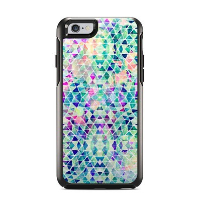 OtterBox Symmetry iPhone 6 Case Skin - Pastel Triangle