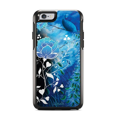 OtterBox Symmetry iPhone 6 Case Skin - Peacock Sky