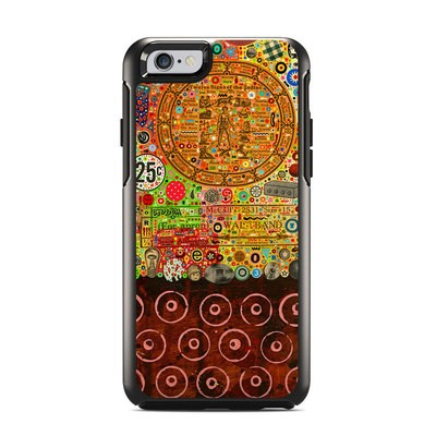 OtterBox Symmetry iPhone 6 Case Skin - Percolations