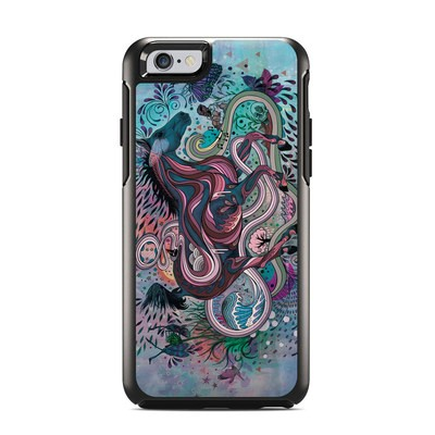 OtterBox Symmetry iPhone 6 Case Skin - Poetry in Motion