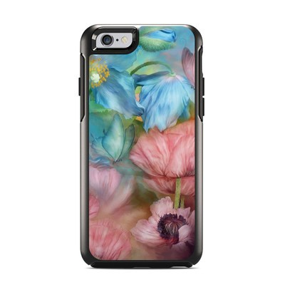 OtterBox Symmetry iPhone 6 Case Skin - Poppy Garden