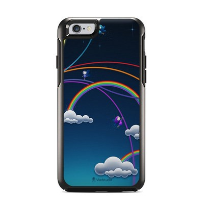 OtterBox Symmetry iPhone 6 Case Skin - Rainbows