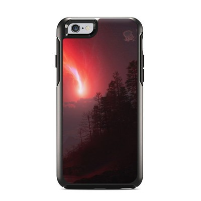 OtterBox Symmetry iPhone 6 Case Skin - Red Harbinger