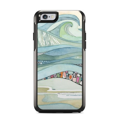 OtterBox Symmetry iPhone 6 Case Skin - Sea of Love