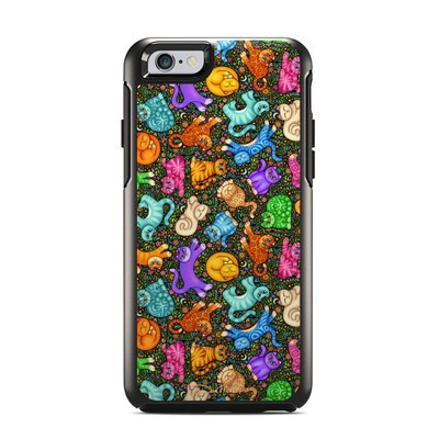 OtterBox Symmetry iPhone 6 Case Skin - Sew Catty