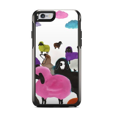 OtterBox Symmetry iPhone 6 Case Skin - Sheeps