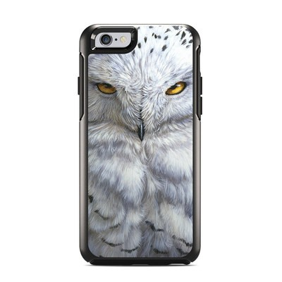 OtterBox Symmetry iPhone 6 Case Skin - Snowy Owl