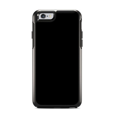 OtterBox Symmetry iPhone 6 Case Skin - Solid State Black