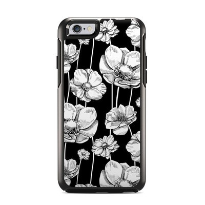 OtterBox Symmetry iPhone 6 Case Skin - Striped Blooms