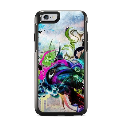 OtterBox Symmetry iPhone 6 Case Skin - Streaming Eye