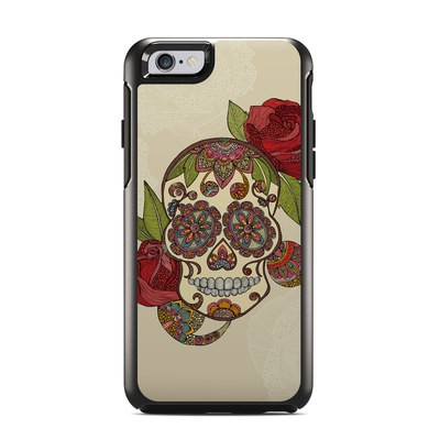 OtterBox Symmetry iPhone 6 Case Skin - Sugar Skull