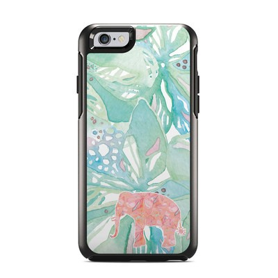 OtterBox Symmetry iPhone 6 Case Skin - Tropical Elephant