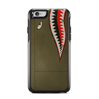 OtterBox Symmetry iPhone 6 Case Skin - USAF Shark