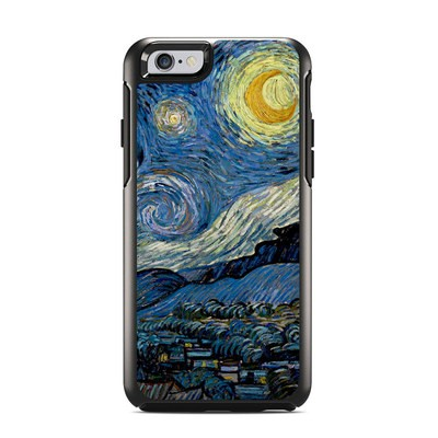 OtterBox Symmetry iPhone 6 Case Skin - Starry Night