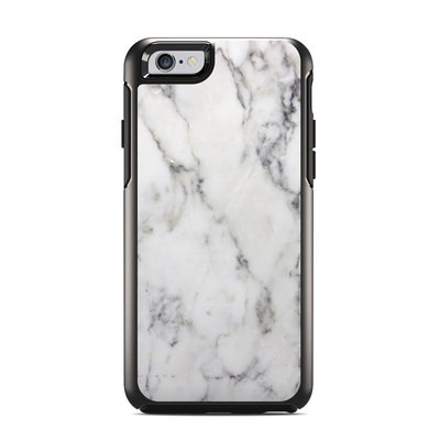 OtterBox Symmetry iPhone 6 Case Skin - White Marble