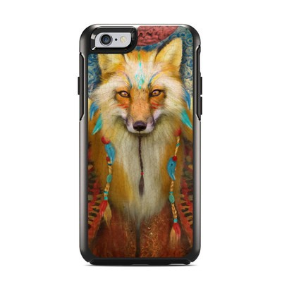 OtterBox Symmetry iPhone 6 Case Skin - Wise Fox