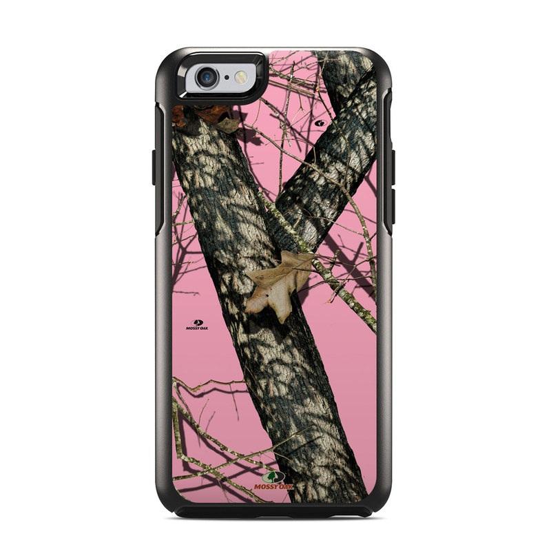 best service 64168 890e2 OtterBox Symmetry iPhone 6 Case Skin - Break-Up Pink