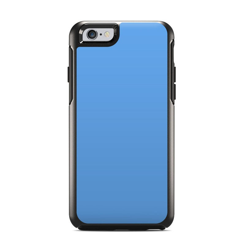 best sneakers 0976d 9e022 OtterBox Symmetry iPhone 6 Case Skin - Solid State Blue