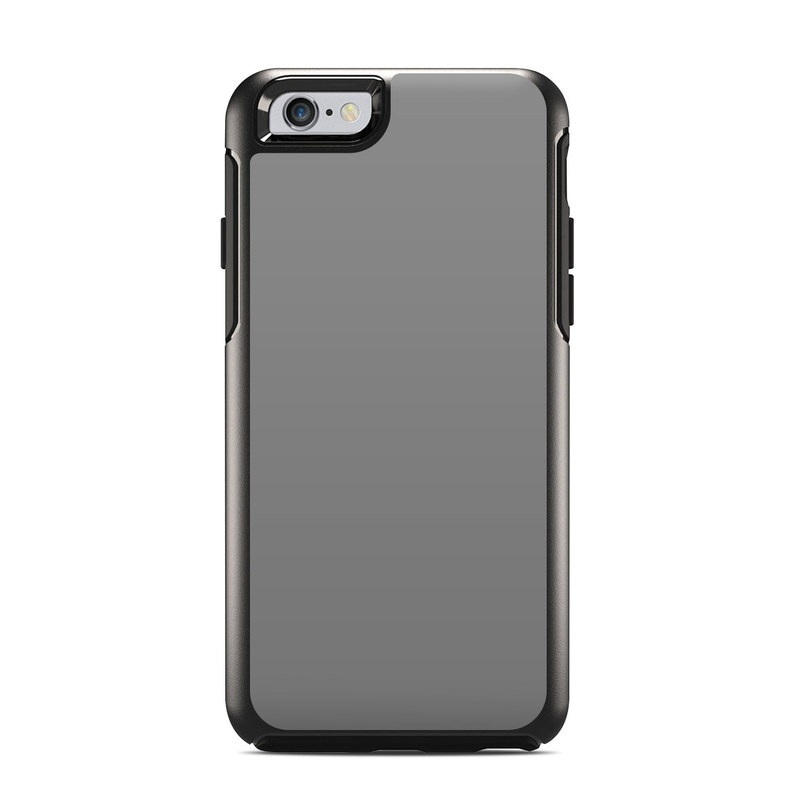 34ade2f5de20 OtterBox Symmetry iPhone 6 Case Skin - Solid State Grey by Solid ...