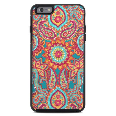 OtterBox Symmetry iPhone 6 Plus Case Skin - Carnival Paisley