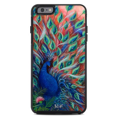 OtterBox Symmetry iPhone 6 Plus Case Skin - Coral Peacock
