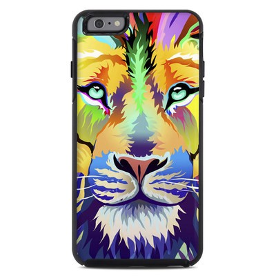 OtterBox Symmetry iPhone 6 Plus Case Skin - King of Technicolor