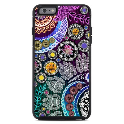 OtterBox Symmetry iPhone 6 Plus Case Skin - Mehndi Garden