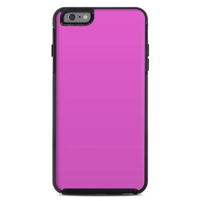 OtterBox Symmetry iPhone 6 Plus Case Skin - Solid State Vibrant Pink