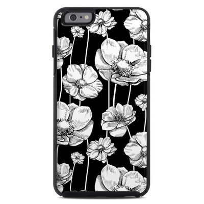 OtterBox Symmetry iPhone 6 Plus Case Skin - Striped Blooms