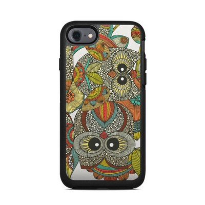OtterBox Symmetry iPhone 7 Case Skin - 4 owls