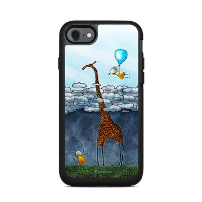 OtterBox Symmetry iPhone 7 Case Skin - Above The Clouds