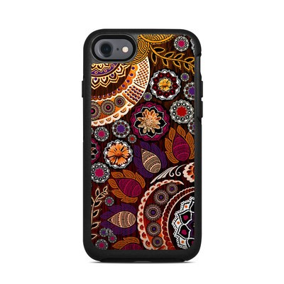 OtterBox Symmetry iPhone 7 Case Skin - Autumn Mehndi