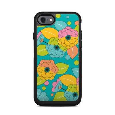 OtterBox Symmetry iPhone 7 Case Skin - Blossoms