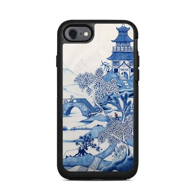 OtterBox Symmetry iPhone 7 Case Skin - Blue Willow