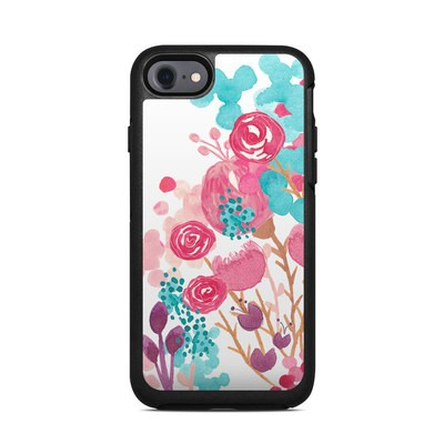 OtterBox Symmetry iPhone 7 Case Skin - Blush Blossoms