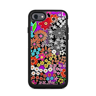 OtterBox Symmetry iPhone 7 Case Skin - A Burst of Color
