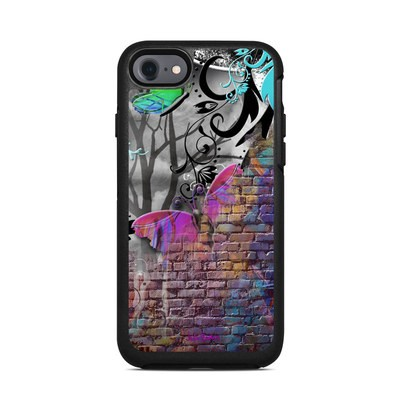 OtterBox Symmetry iPhone 7 Case Skin - Butterfly Wall