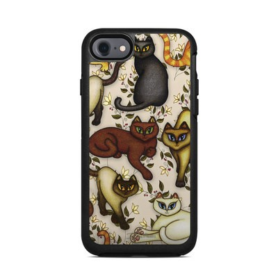 OtterBox Symmetry iPhone 7 Case Skin - Cats