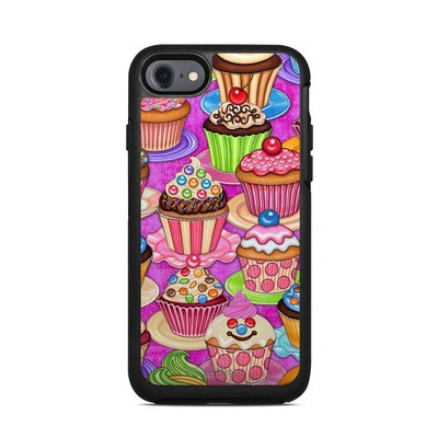 OtterBox Symmetry iPhone 7 Case Skin - Cupcake