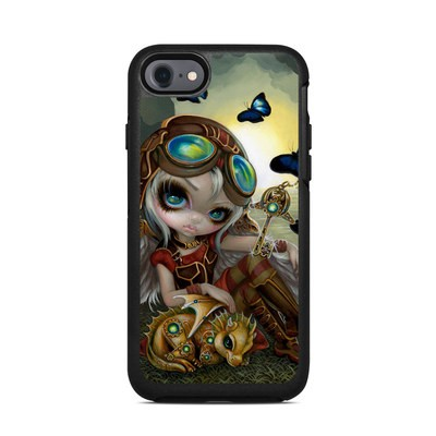 OtterBox Symmetry iPhone 7 Case Skin - Clockwork Dragonling