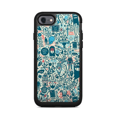 OtterBox Symmetry iPhone 7 Case Skin - Committee