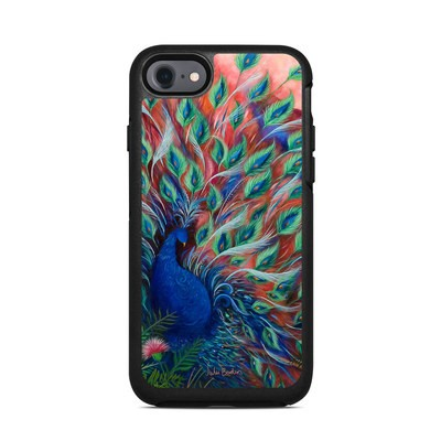 OtterBox Symmetry iPhone 7 Case Skin - Coral Peacock